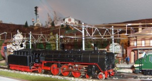 Treinstellen